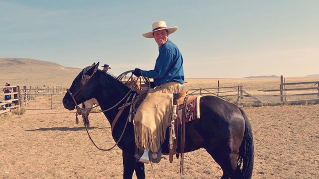 Buckaroo Cowboy Gear on Eclectic House Design