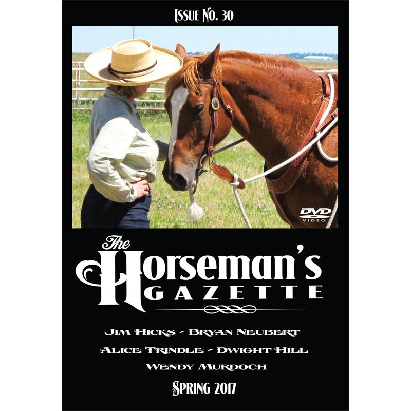 The Horseman's Gazette DVD Series